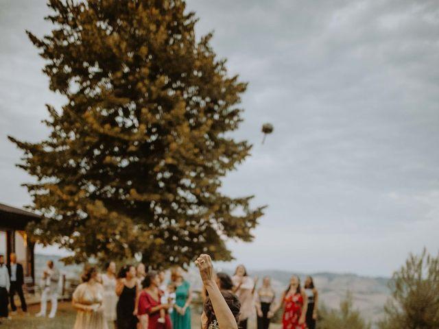 Il matrimonio di Andrea e Beatrice a Atri, Teramo 146