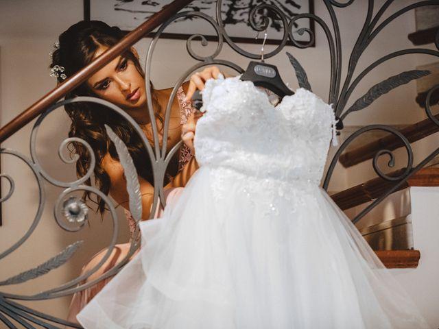 Il matrimonio di Matteo e Silvia a Roma, Roma 5