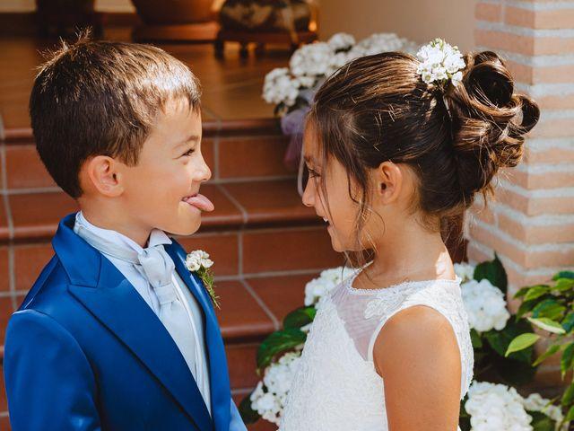 Il matrimonio di Matteo e Silvia a Roma, Roma 15