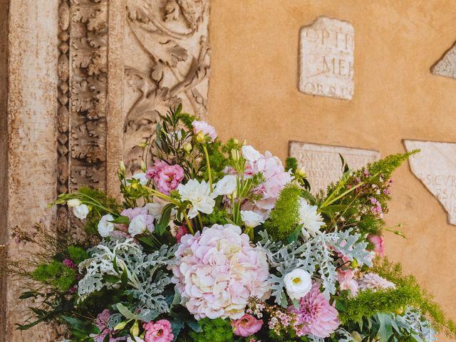 Il matrimonio di Matteo e Silvia a Roma, Roma 16