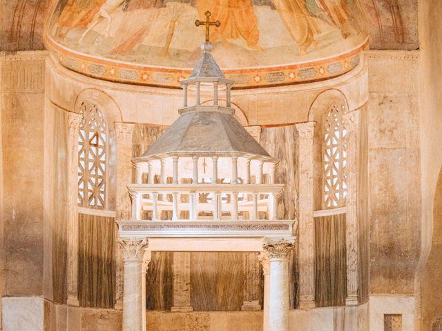 Il matrimonio di Matteo e Silvia a Roma, Roma 18