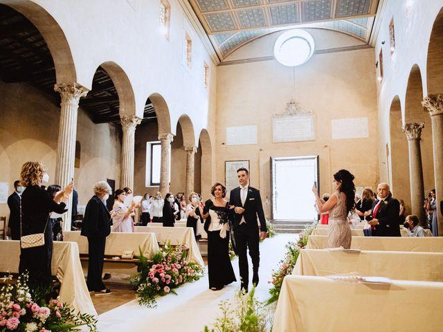 Il matrimonio di Matteo e Silvia a Roma, Roma 21