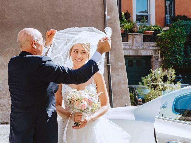 Il matrimonio di Matteo e Silvia a Roma, Roma 22