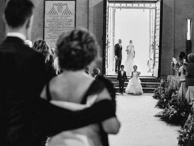 Il matrimonio di Matteo e Silvia a Roma, Roma 24