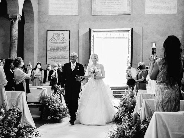Il matrimonio di Matteo e Silvia a Roma, Roma 25