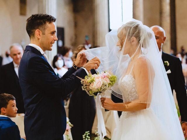 Il matrimonio di Matteo e Silvia a Roma, Roma 26