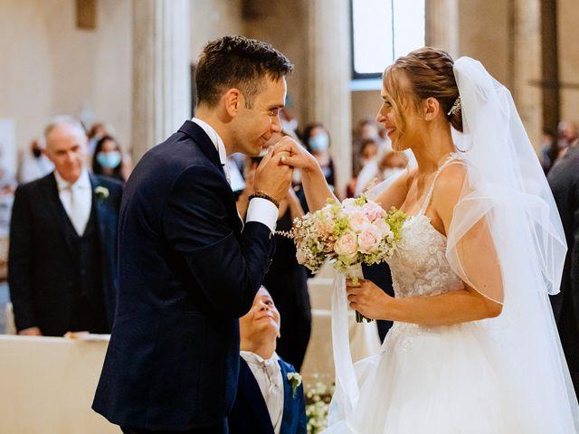 Il matrimonio di Matteo e Silvia a Roma, Roma 27