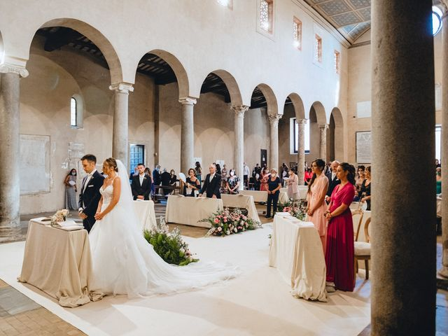 Il matrimonio di Matteo e Silvia a Roma, Roma 28