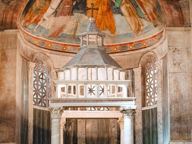Il matrimonio di Matteo e Silvia a Roma, Roma 30