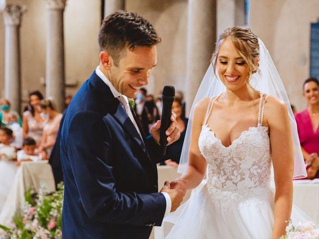 Il matrimonio di Matteo e Silvia a Roma, Roma 32