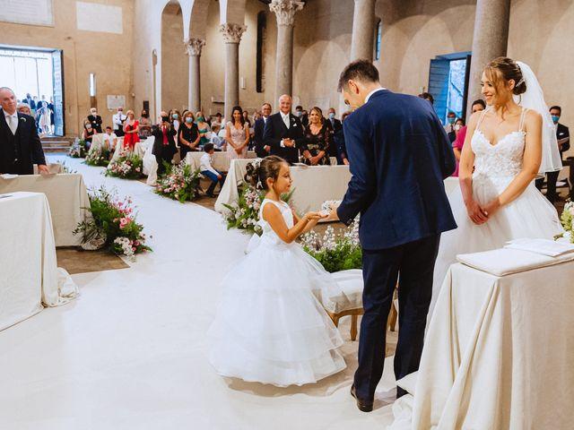 Il matrimonio di Matteo e Silvia a Roma, Roma 33