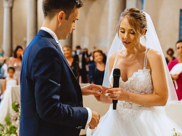 Il matrimonio di Matteo e Silvia a Roma, Roma 35