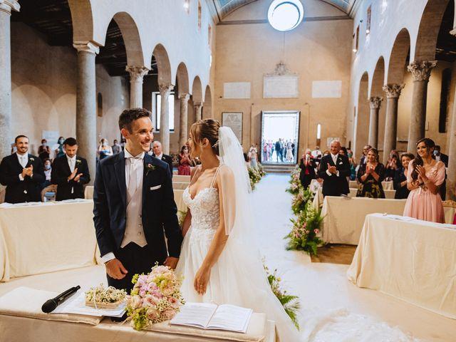 Il matrimonio di Matteo e Silvia a Roma, Roma 37