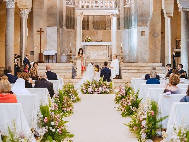 Il matrimonio di Matteo e Silvia a Roma, Roma 38