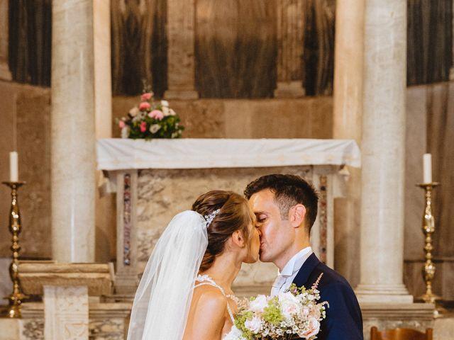 Il matrimonio di Matteo e Silvia a Roma, Roma 40