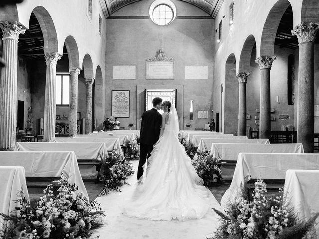 Il matrimonio di Matteo e Silvia a Roma, Roma 41