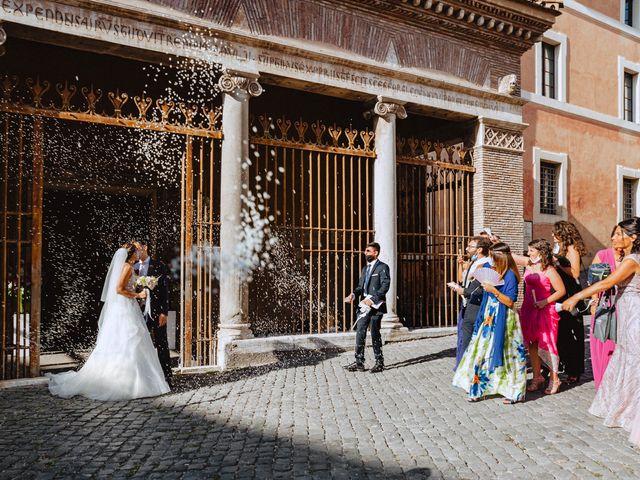 Il matrimonio di Matteo e Silvia a Roma, Roma 42