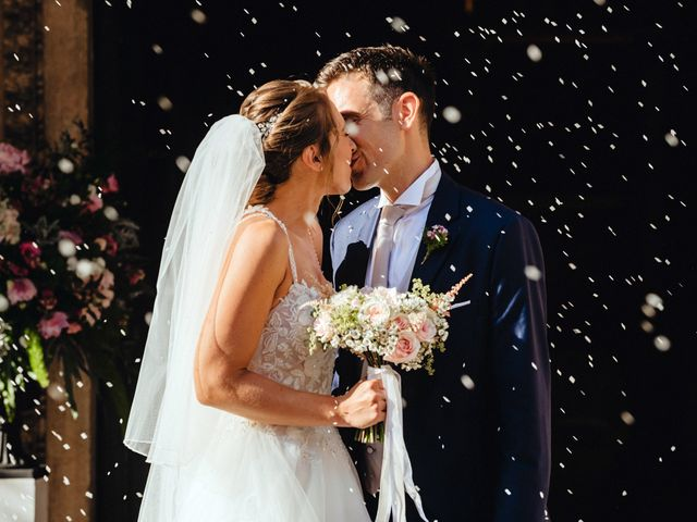 Il matrimonio di Matteo e Silvia a Roma, Roma 43