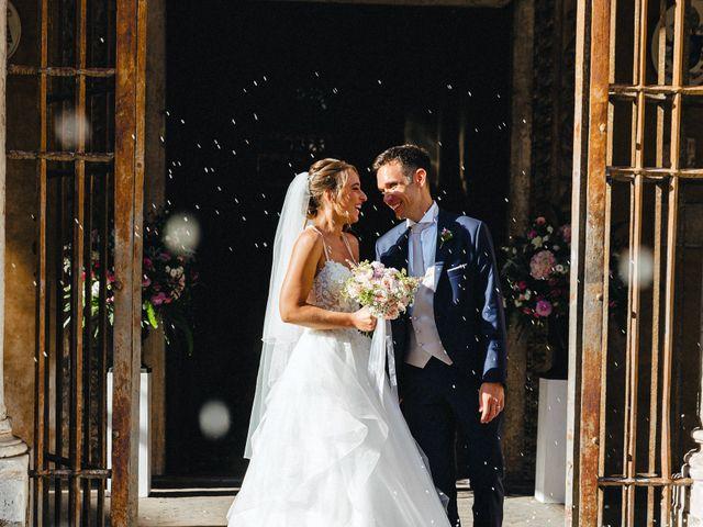 Il matrimonio di Matteo e Silvia a Roma, Roma 44