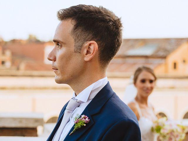 Il matrimonio di Matteo e Silvia a Roma, Roma 47