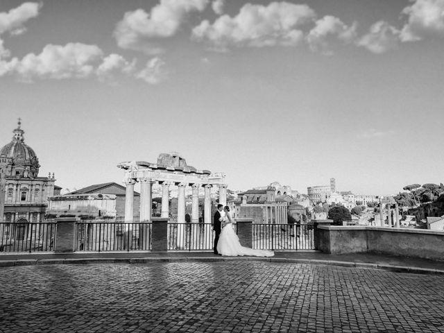 Il matrimonio di Matteo e Silvia a Roma, Roma 48
