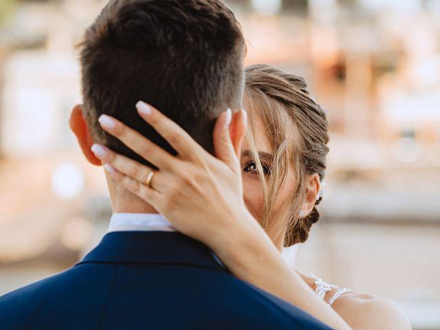 Il matrimonio di Matteo e Silvia a Roma, Roma 50