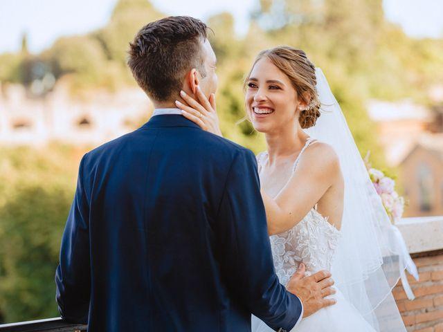 Il matrimonio di Matteo e Silvia a Roma, Roma 51