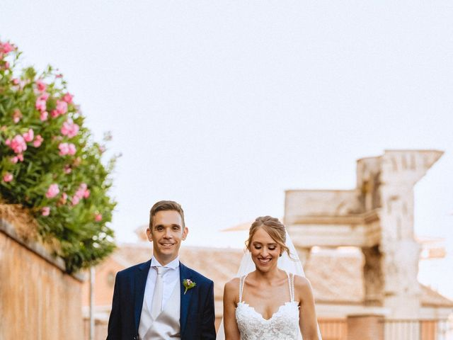 Il matrimonio di Matteo e Silvia a Roma, Roma 53