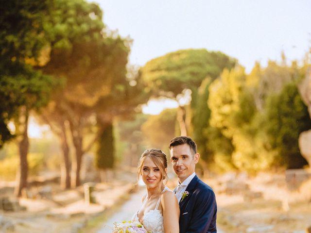 Il matrimonio di Matteo e Silvia a Roma, Roma 54