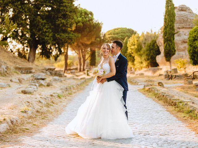 Il matrimonio di Matteo e Silvia a Roma, Roma 56