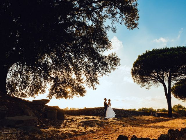 Il matrimonio di Matteo e Silvia a Roma, Roma 58