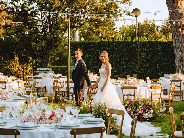 Il matrimonio di Matteo e Silvia a Roma, Roma 72