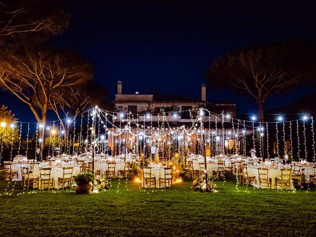 Il matrimonio di Matteo e Silvia a Roma, Roma 85