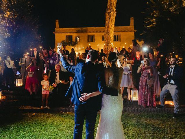 Il matrimonio di Matteo e Silvia a Roma, Roma 96