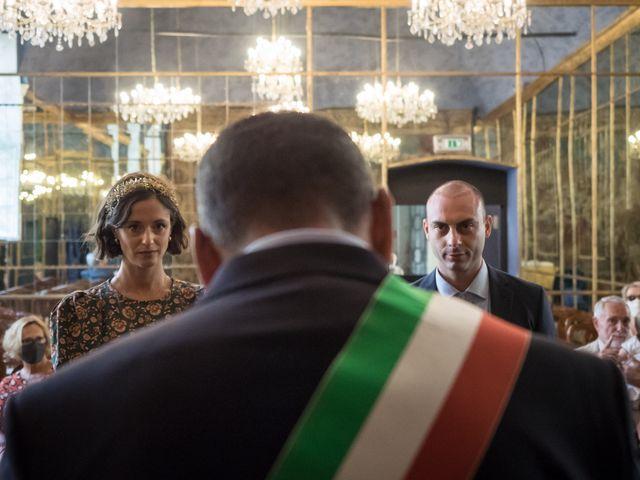Il matrimonio di Fabrizio e Gaia a Milano, Milano 3