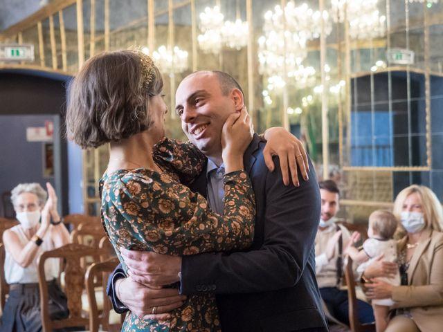 Il matrimonio di Fabrizio e Gaia a Milano, Milano 1