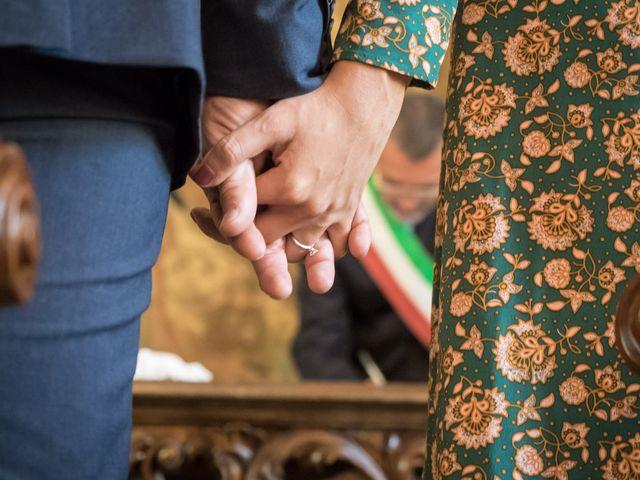Il matrimonio di Fabrizio e Gaia a Milano, Milano 4