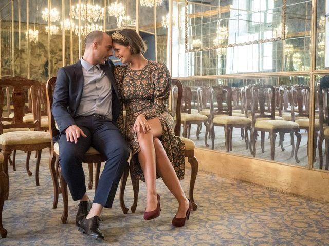 Il matrimonio di Fabrizio e Gaia a Milano, Milano 6