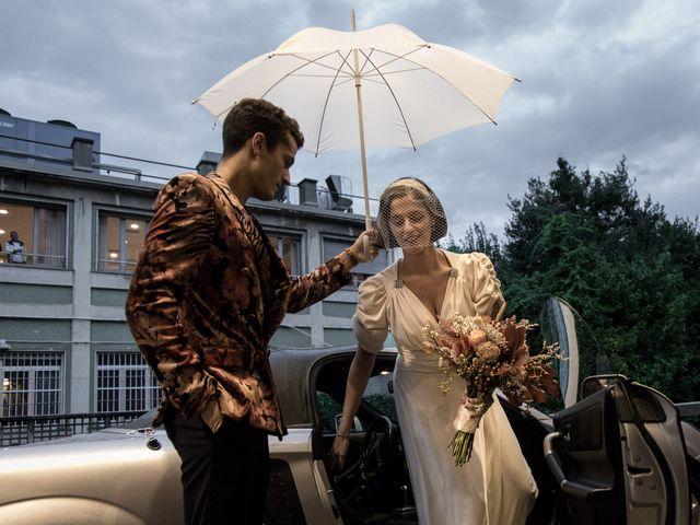 Il matrimonio di Fabrizio e Gaia a Milano, Milano 16