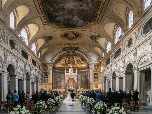 Il matrimonio di Giada e Alessio a Roma, Roma 15