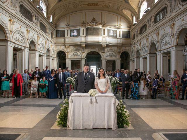 Il matrimonio di Giada e Alessio a Roma, Roma 16