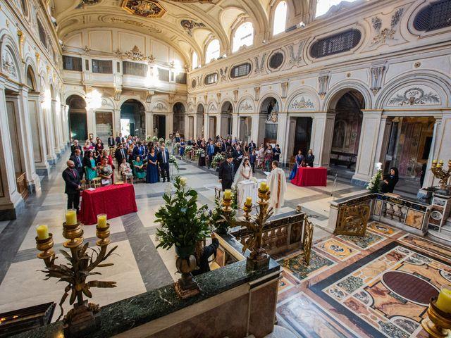 Il matrimonio di Giada e Alessio a Roma, Roma 18