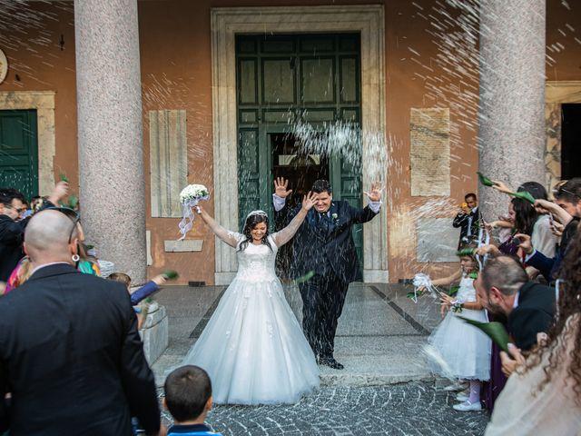 Il matrimonio di Giada e Alessio a Roma, Roma 19