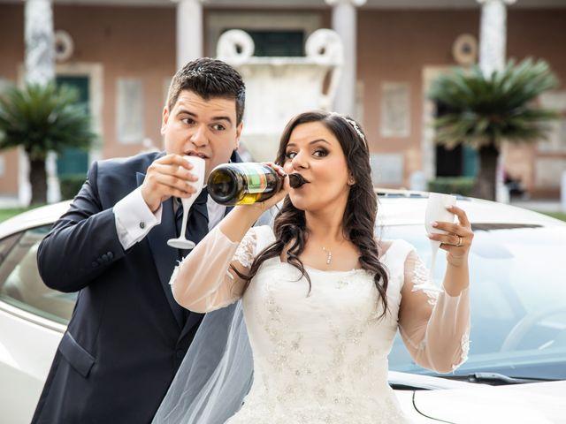 Il matrimonio di Giada e Alessio a Roma, Roma 20