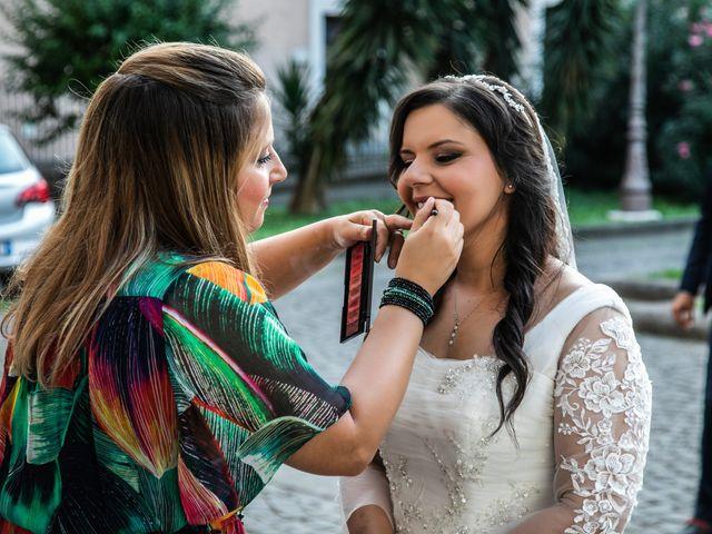 Il matrimonio di Giada e Alessio a Roma, Roma 21