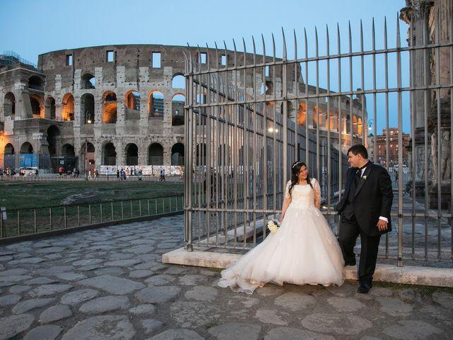 Il matrimonio di Giada e Alessio a Roma, Roma 23