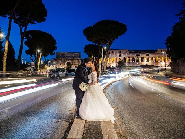 Il matrimonio di Giada e Alessio a Roma, Roma 24