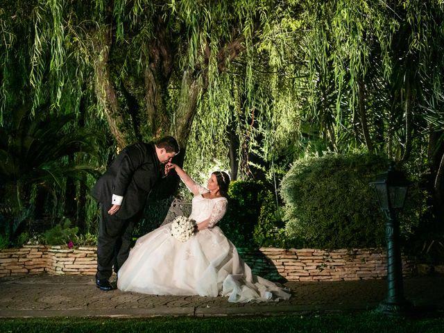 Il matrimonio di Giada e Alessio a Roma, Roma 27