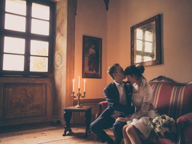Le nozze di Valentina e Sebastian