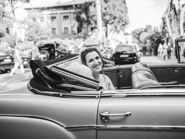 Il matrimonio di Jacopo e Ambra a Roma, Roma 11